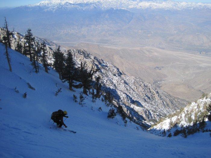 skye San J descent- epic! san bernadino range in bg