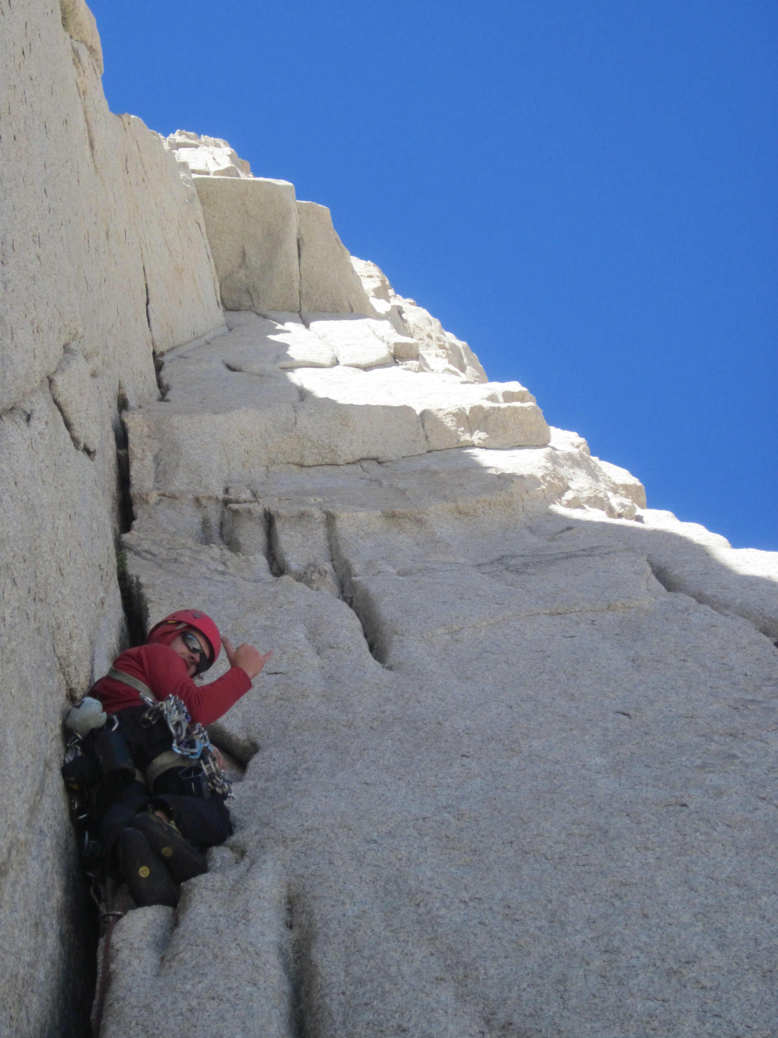 Gil leading the 2nd pitch
