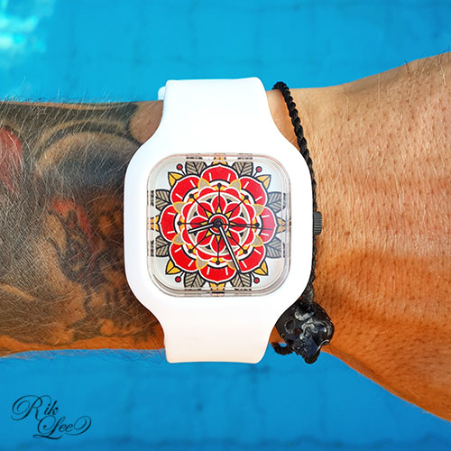 Rik Lee X Modify - Mandala Watch