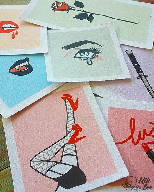 Lust Icons