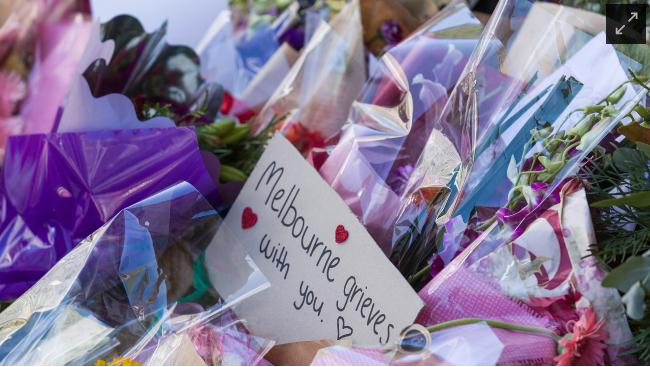 The Australian - Melbourne Car Attack: We all share the pain of a mum robbed of her precious joy.