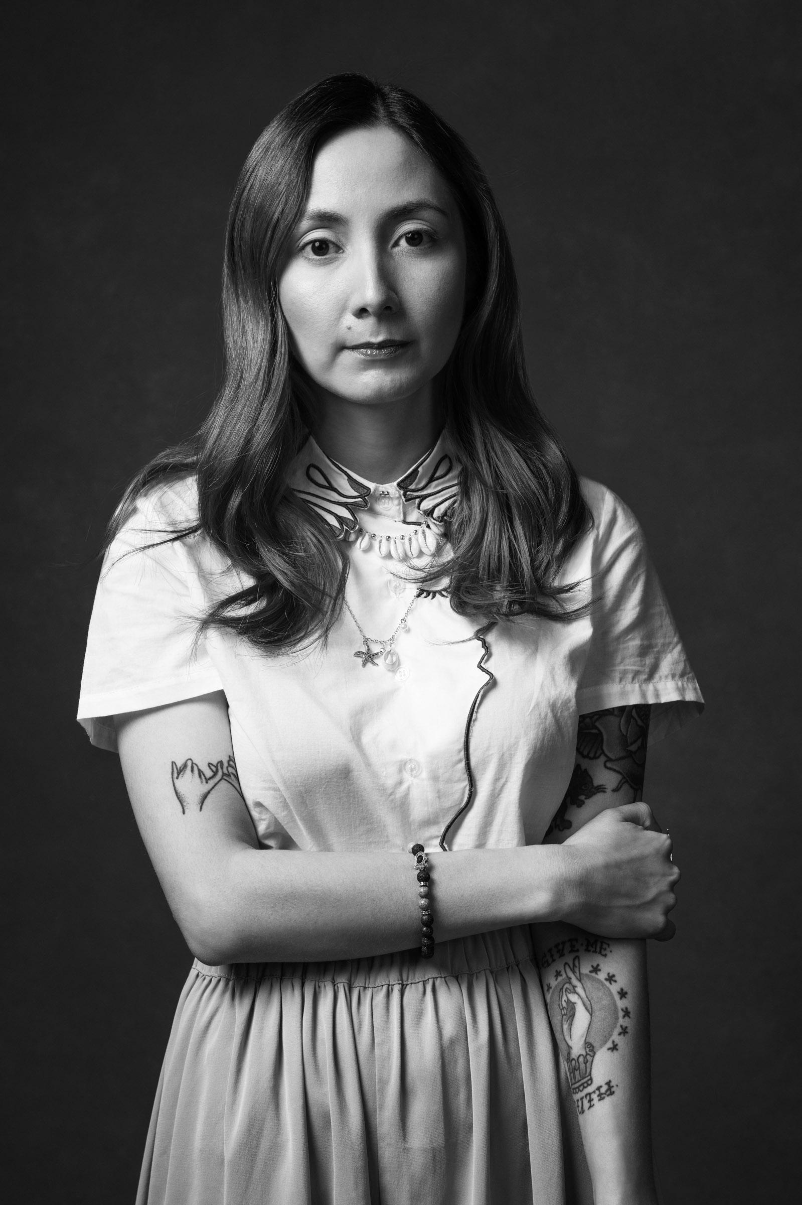 Fleur Chelsea - Psychologist / Style blogger