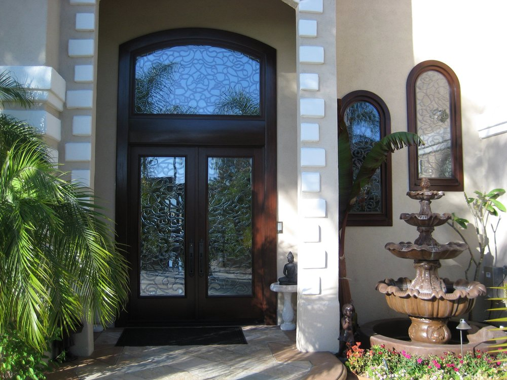 Contact Us - We are here to help you get spectacular entry doors for your home.Call us today at 714-319-0177.