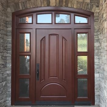 Alder Door Gallery
