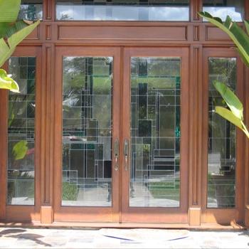 Custom Glass Door Gallery