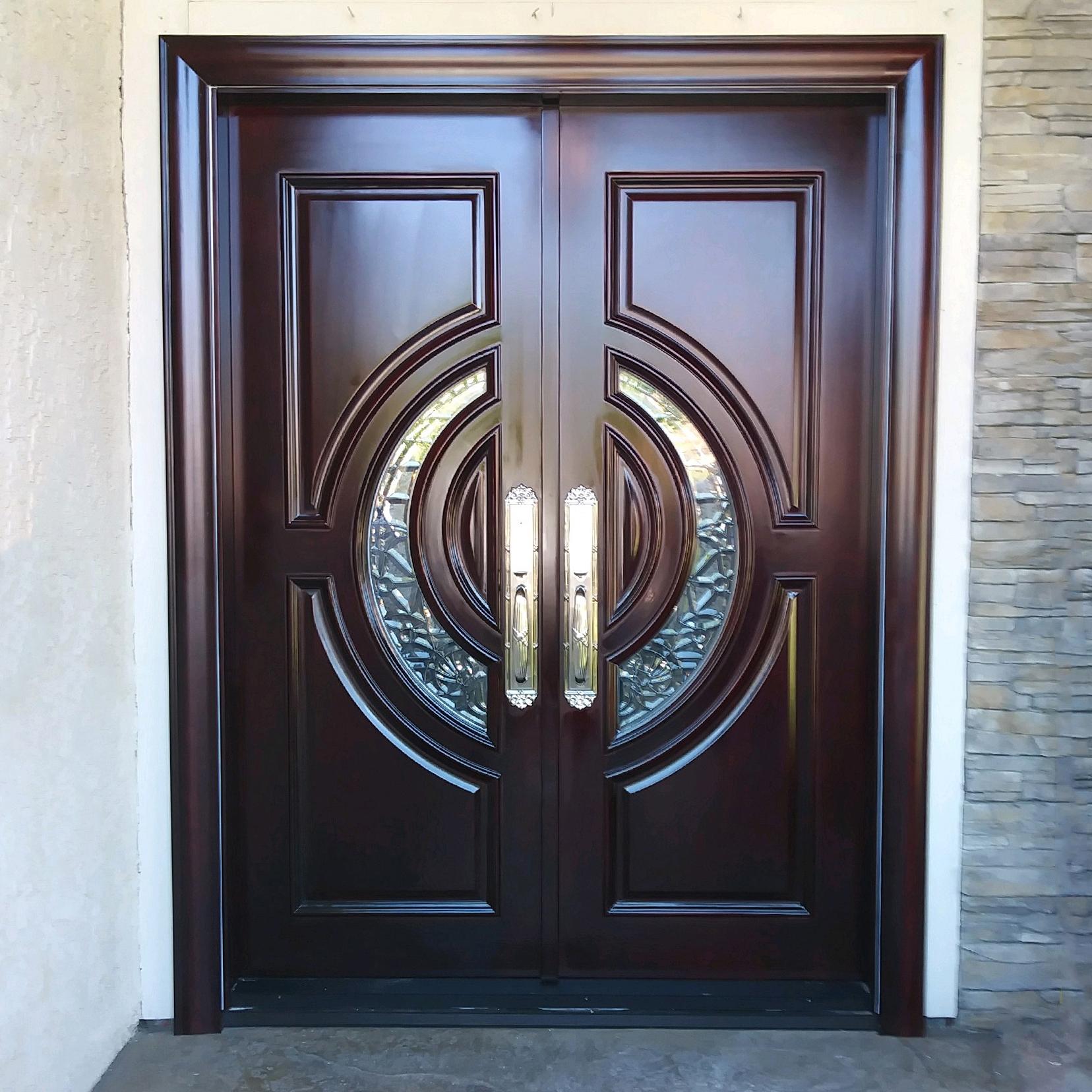 Crescent Door   Gallery   In stock - starting at $3,699