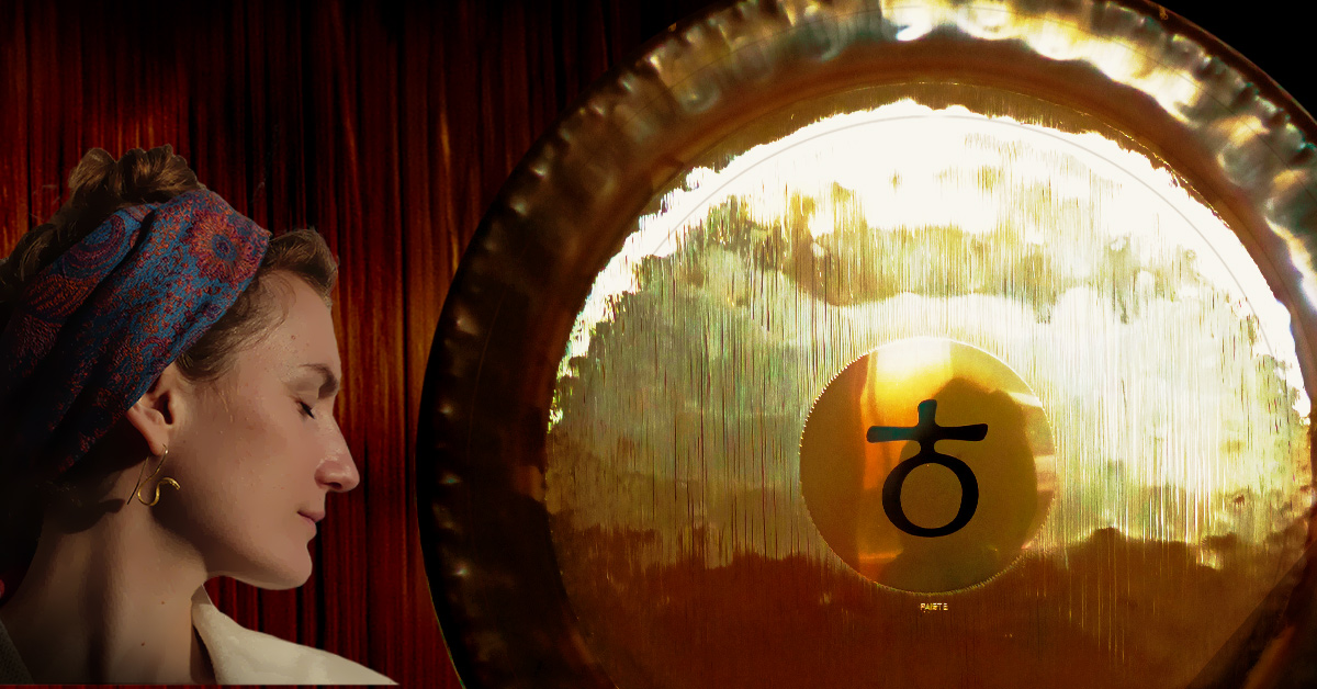 Gong & Sound Baths with Hari Karam & Madeleine
