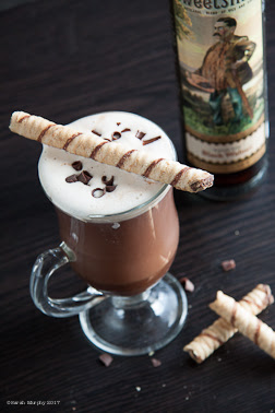 Black Walnut Boozy Hot Chocolate