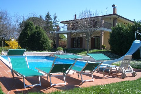 Villa Marcianese - Sleeps 9 - Lanciano