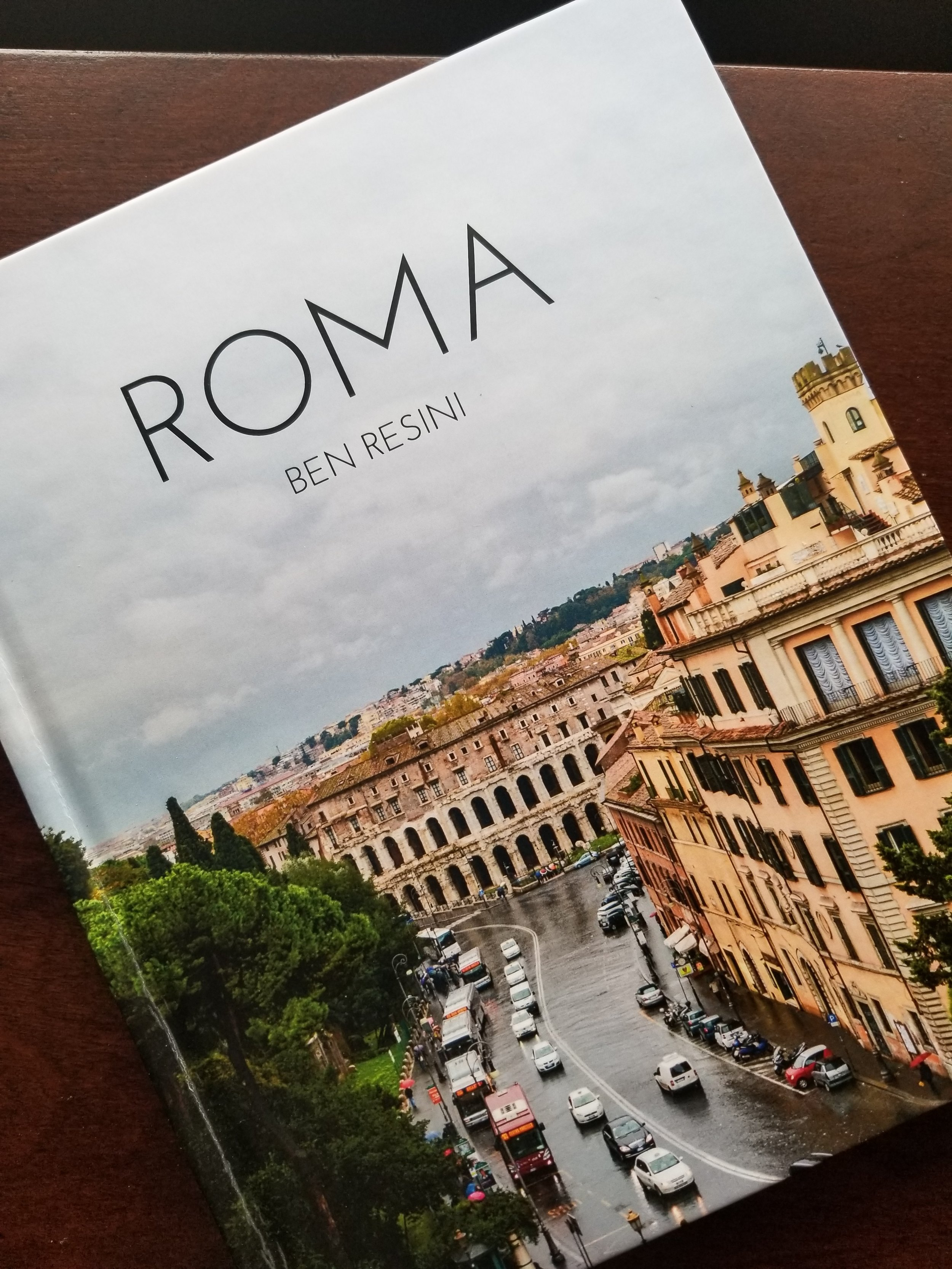 - A visual love letter to the cobble-stoned streets of the eternal city - ROMA is a 240 page hardbound photo book highlighting all aspects of everyday life & street photography in Rome Italy.
