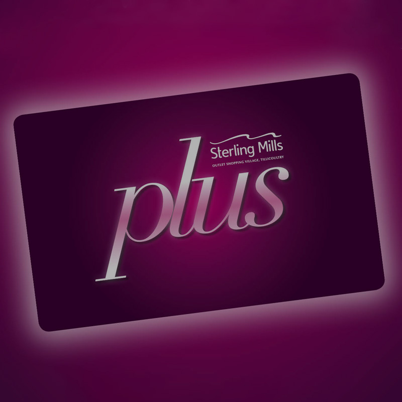 STERLING MILLS PLUS - More great savings with our loyalty card Mills+