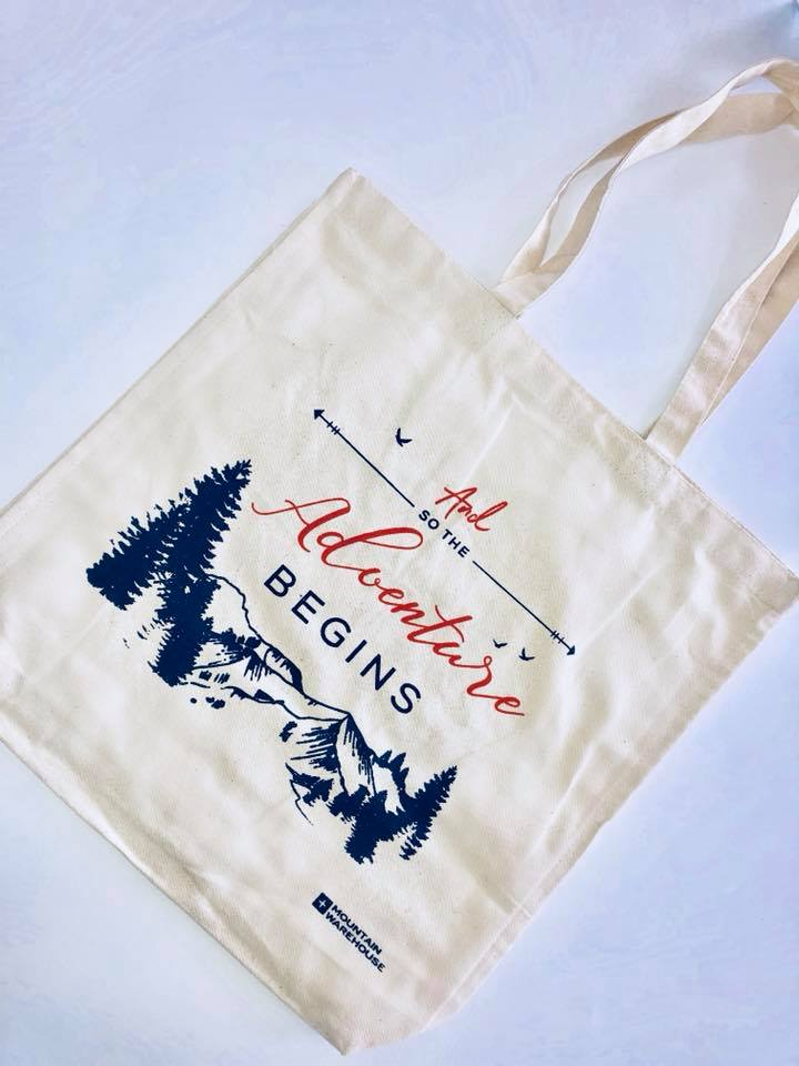 - ALL PROCEEDS from these handy shopping bags on sale now at Mountain Warehouse go to Ochils Mountain Rescue Team only £1.99! Pick yours up, to bag some money for a good cause!