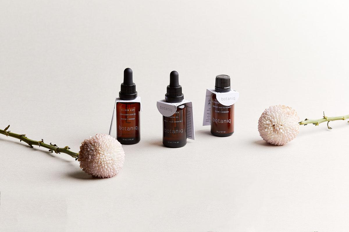 Hair Oils & Refresher