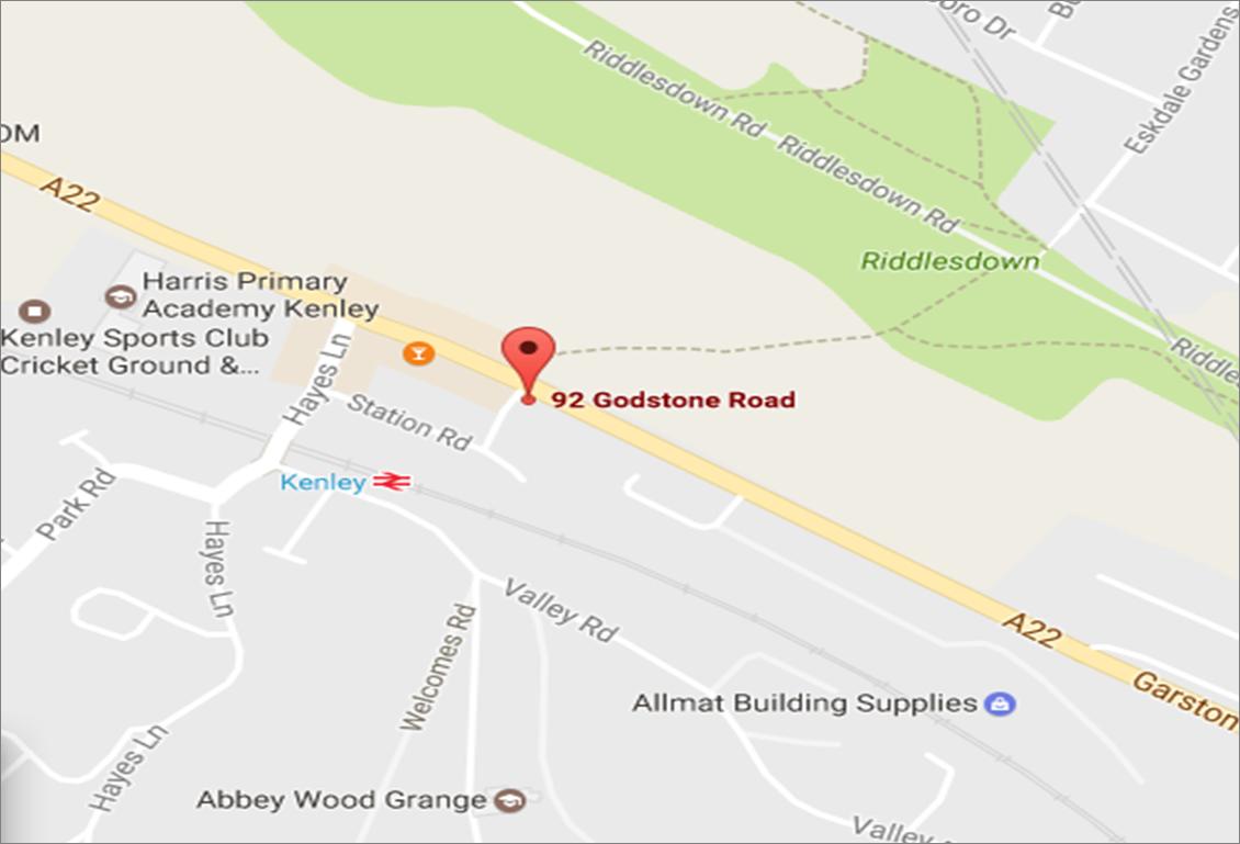 - 92 Godstone RoadKenleyCR8 5AB