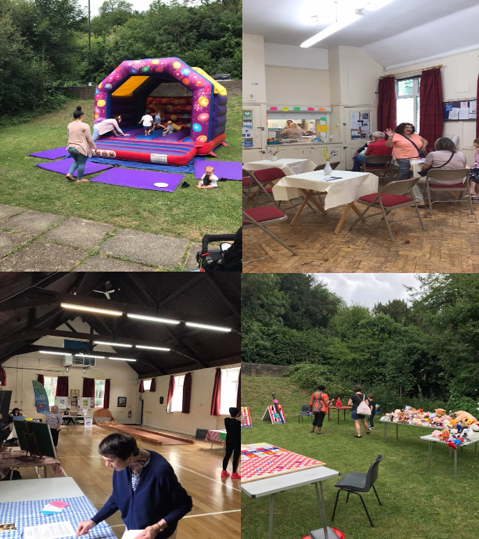 Open Day Sunday 14th July 2019 - The Open Day was our first at Kenley Memorial Hall and a great chance for the local community to come along and see what our great hall has to offer!We will be holding another Open Day in the future so watch out for the date!!Thank you to all who came along and supported us.