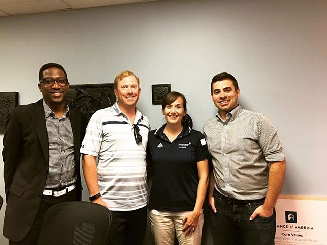 Congrats to Kevin and Tarra on the purchase of their new home! Are you looking to buy? I would love to work with you too!