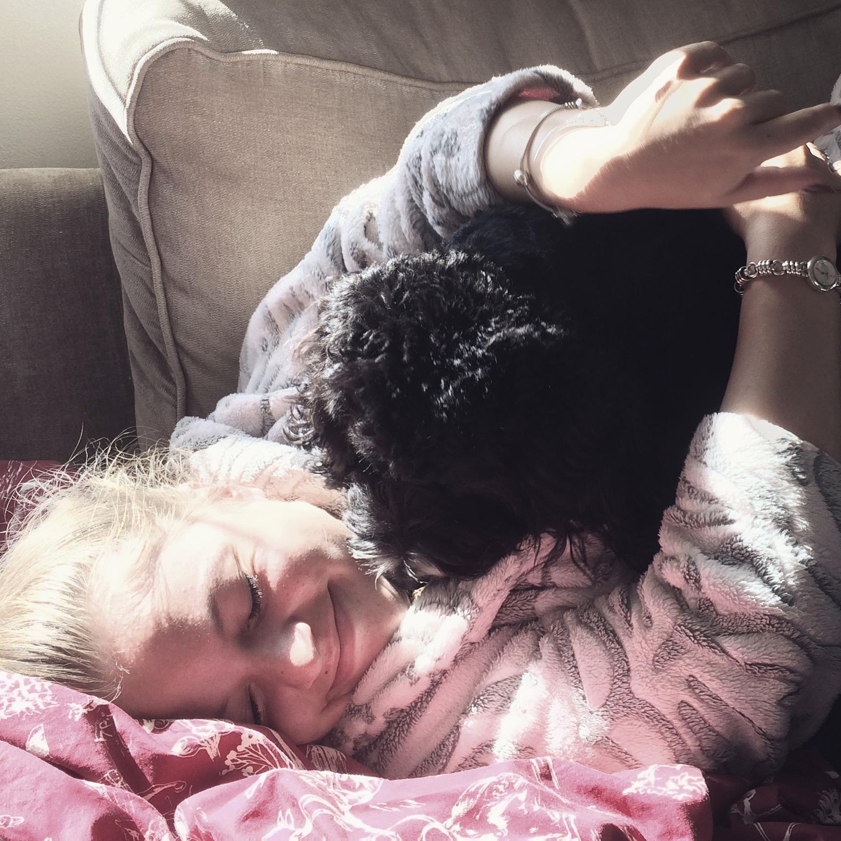 Family - Bella and Jordan, makes my heart smile.