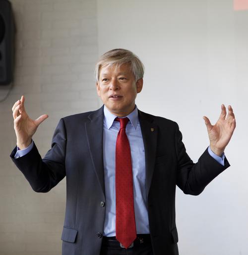 Yeom Jaeho - President of Korea University