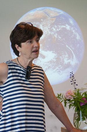 Katherine Richardson - Head of Sustainability Science Centre, University of Copenhagen