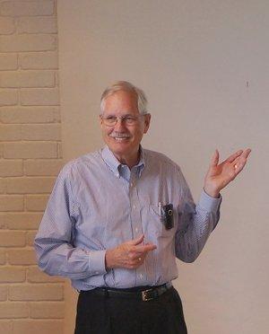 James Wertsch - Professor, Head of International Studies, Washington University, St. Louis