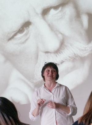 Unn Irene Aasdalen - Rector of Nansen Academy