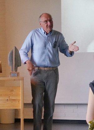 Inge Eidsvaag - Author and former Head of Nansen Academy