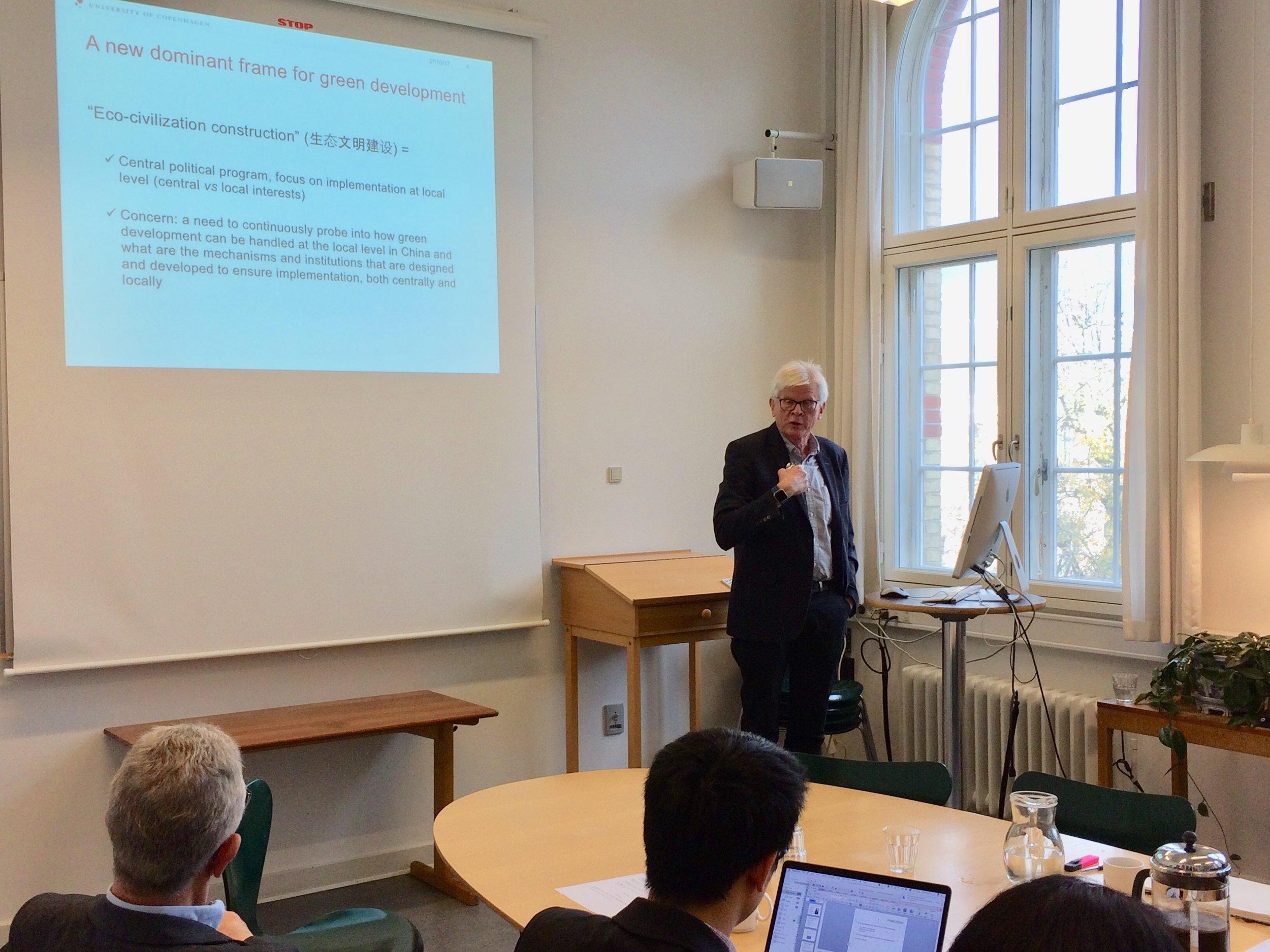 Prof. Jørgen Delman
