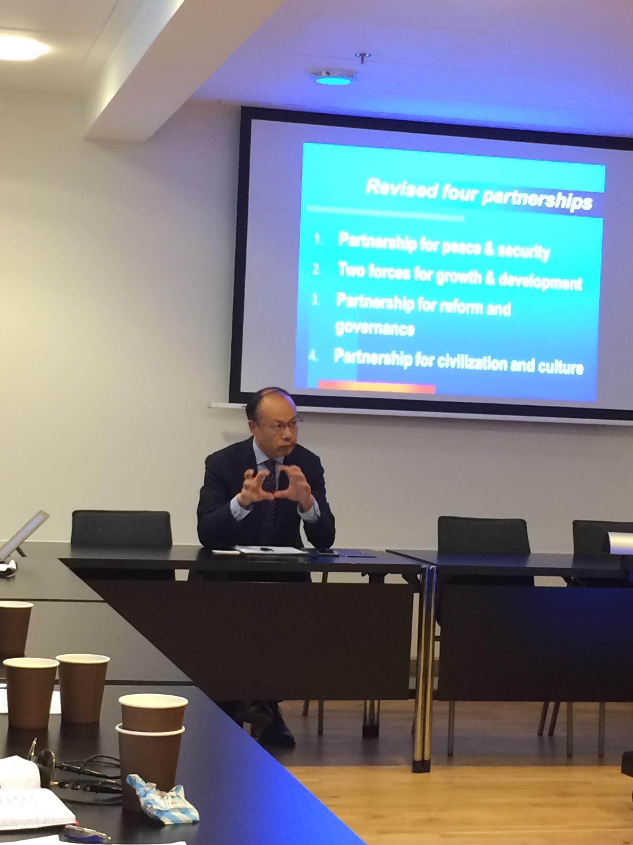 Prof. Chen Zhimin