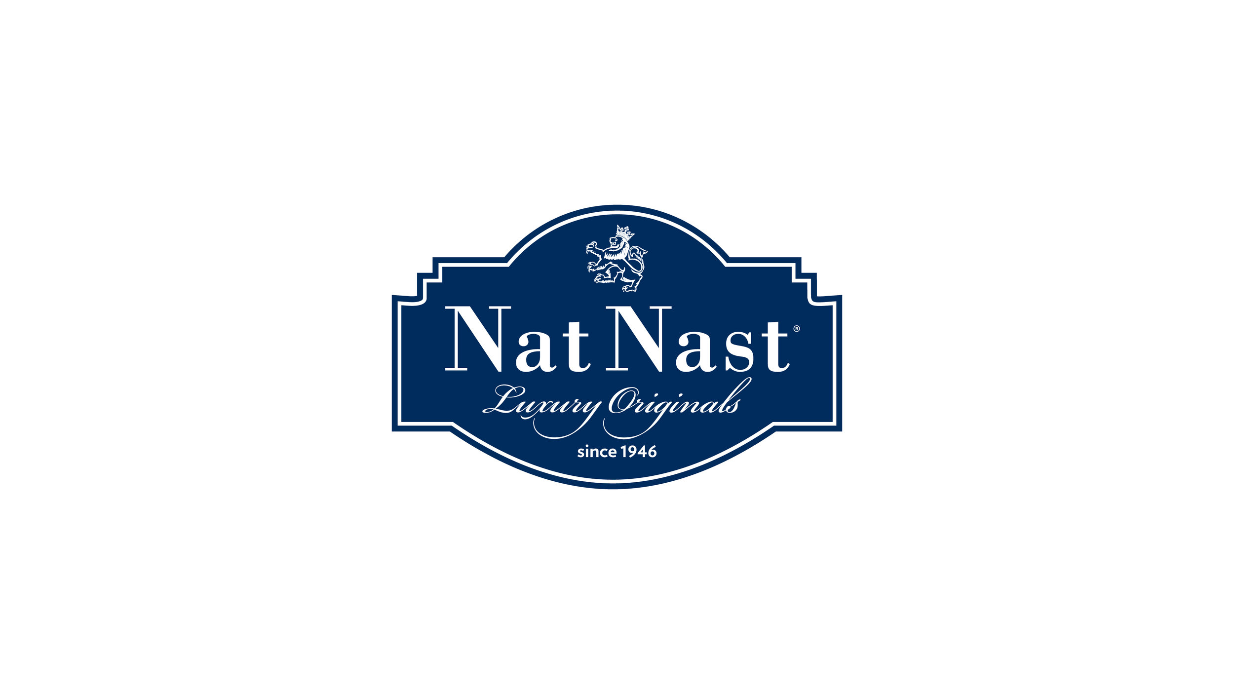 "Nat Nast Luxury Originals   The following is placeholder text known as ""lorem ipsum,"" which is scrambled Latin used by designers to mimic real copy. Mauris egestas at nibh nec finibus. Nulla eu pretium massa."