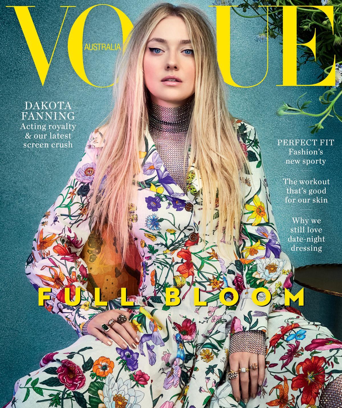 VOGUE AUSTRALIA - Click Here