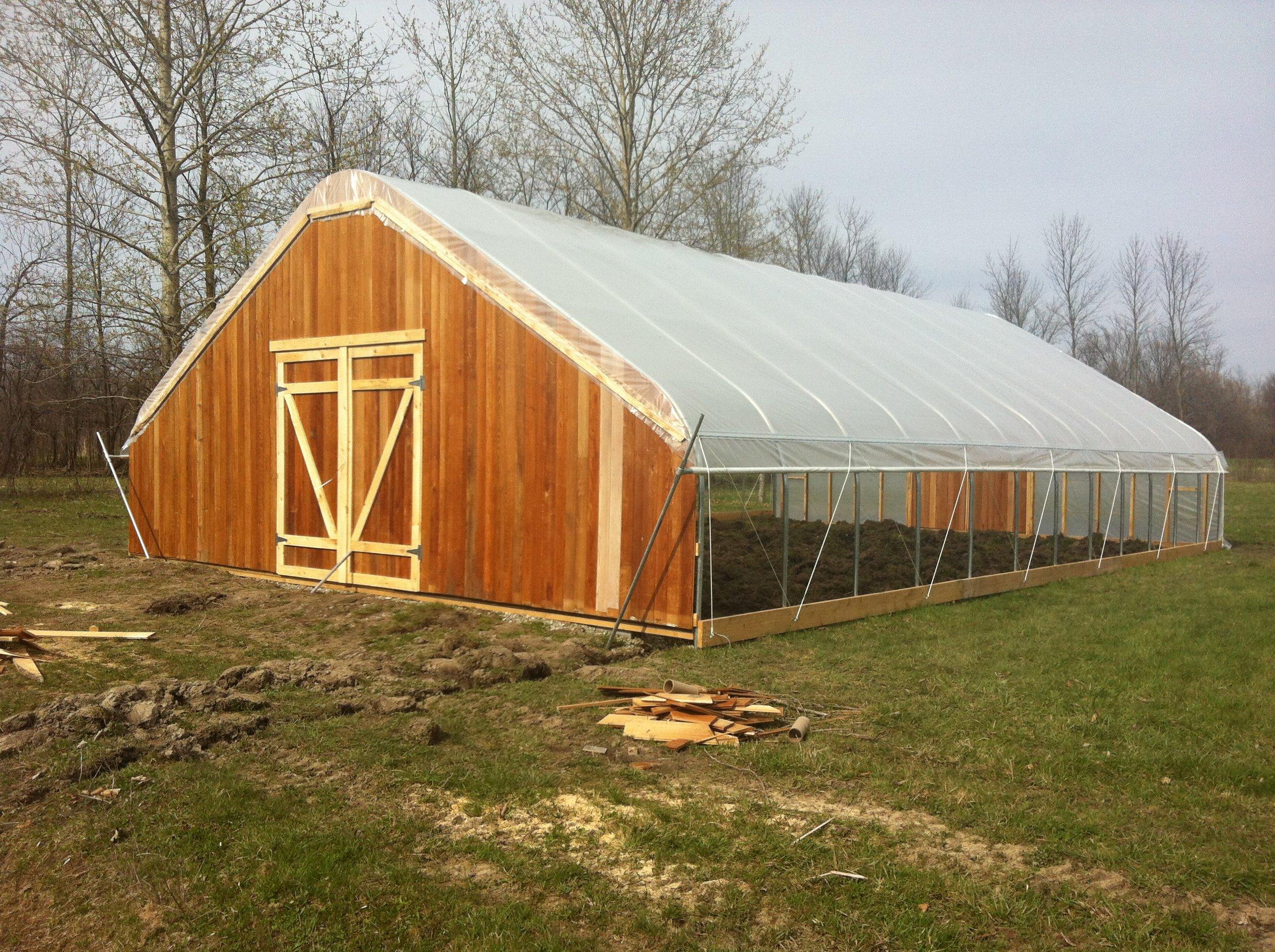 Shakeyground Farm