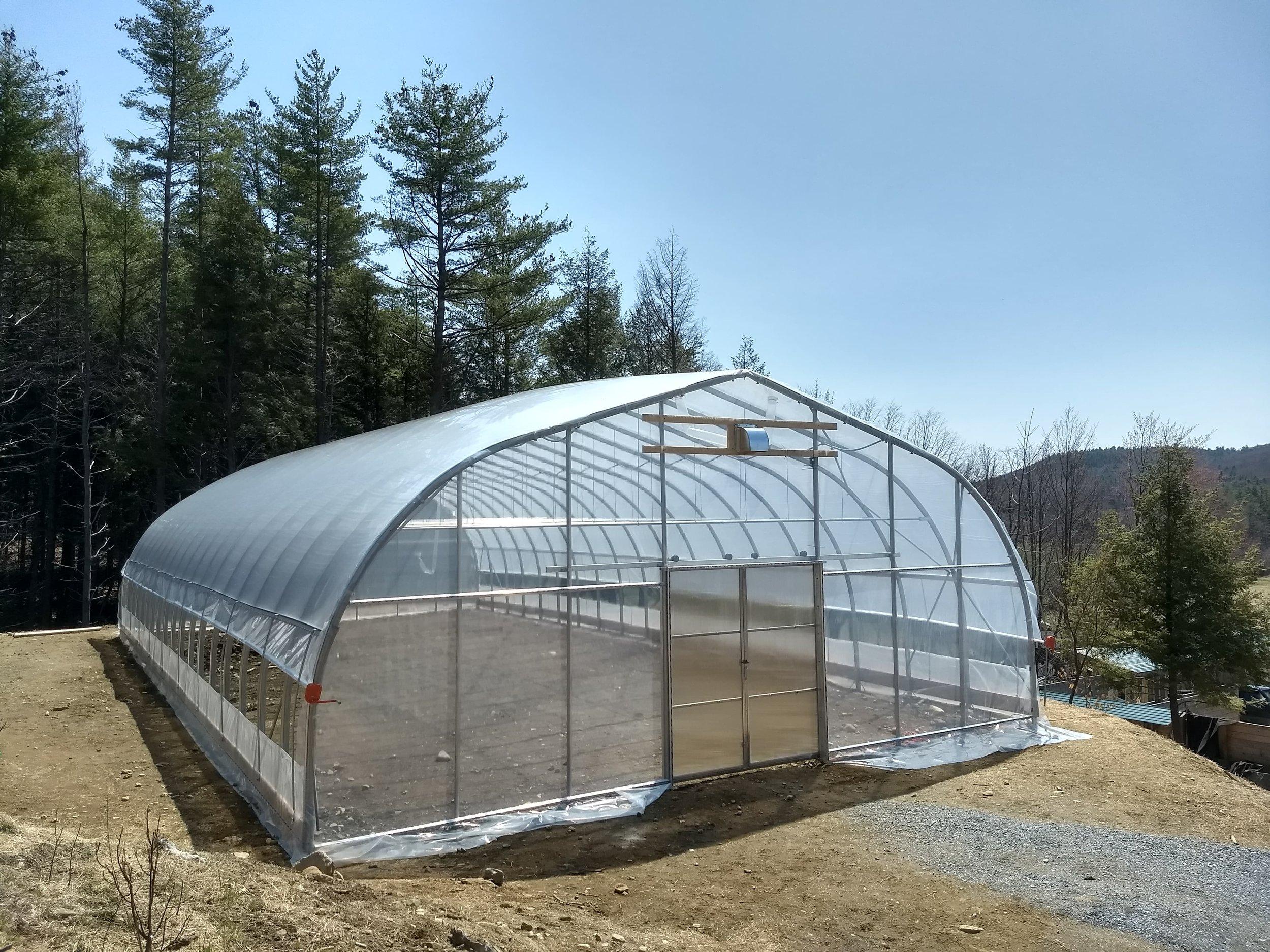 Harnois Frame - Bliss Farm