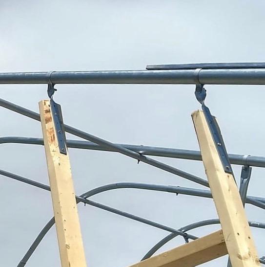 Endwall Framing Brackets