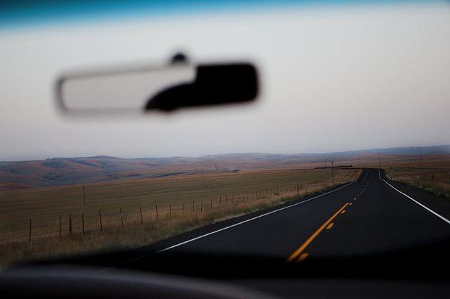 #Archive #CollectifPeriscope  #americandream #road  Voyage en Amérique... Ritter Road, une série de Maud Bernos.