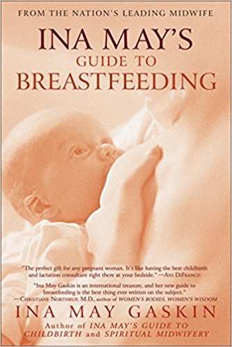 Ina may's guide to breastfeeding  kindle,  Audiobook,   Audio CD and paperback by ina may gaskin