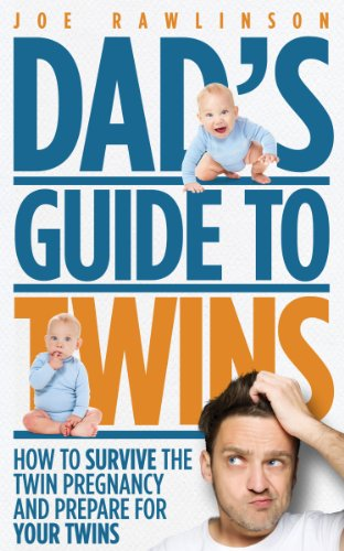 Dad's guide to twins:  how to survive the twin pregnancy and prepare for your twins   Kindle ,   auidobook  , paperback by Joe Rawlinson