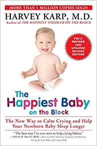 The Happiest baby on the block  Kindle , paperback by harvey karp, MD