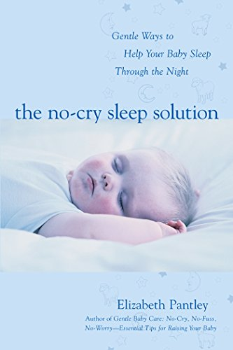 The No-Cry Sleep Solution: Gentle Ways to Help Your Baby Sleep Through the Night paperback,  kindle,  audiobook ,  audio CD,  MP3  By Elizabeth pantley