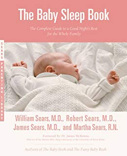 The Baby Sleep Book: The Complete Guide to a Good Night's Rest for the Whole Family  kindle , paperback, audio CD By William Sears, Martha Sears RN,  MD, Robert Sears MD and James Sears MD