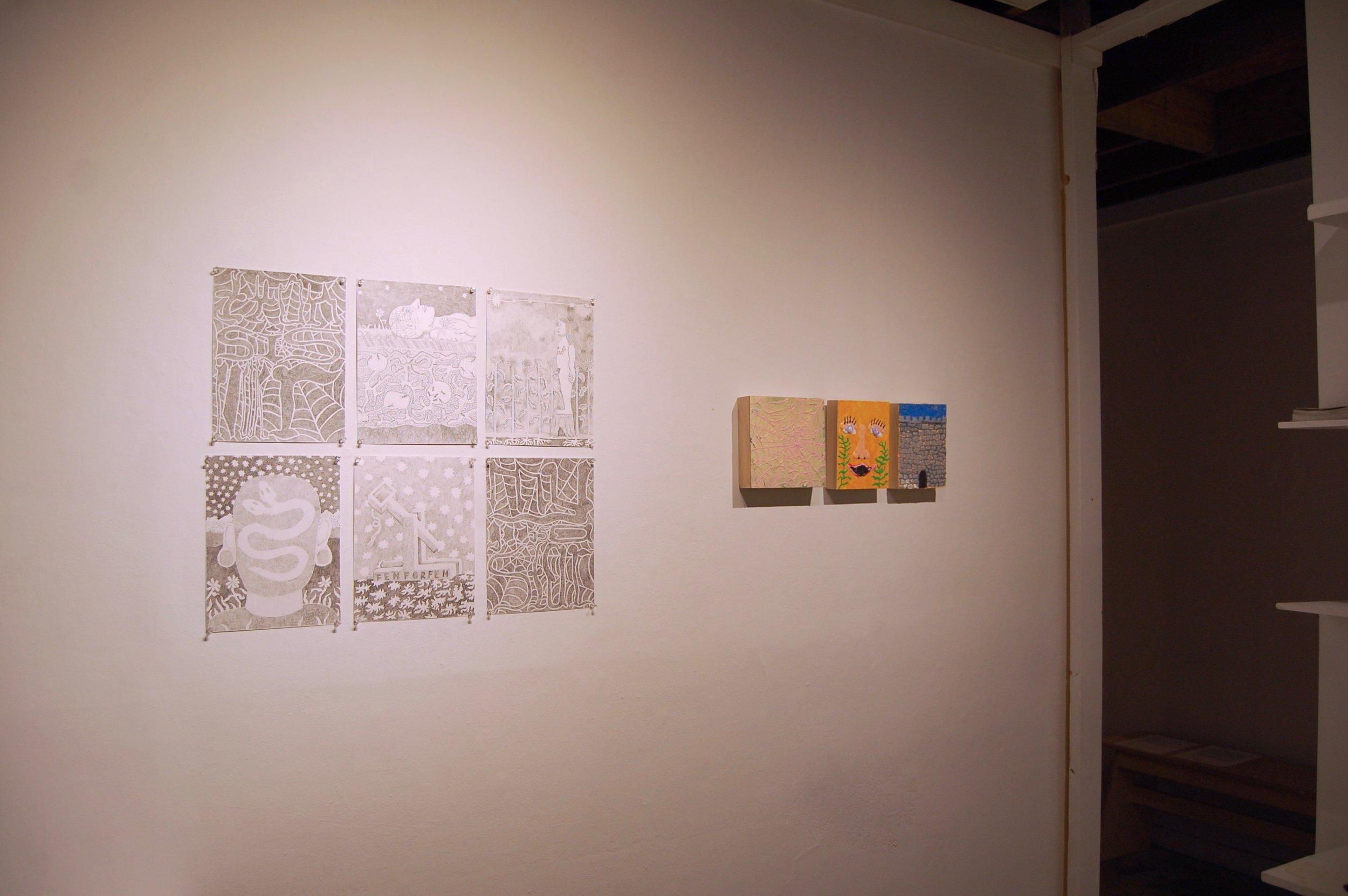Drawing Room,  2018