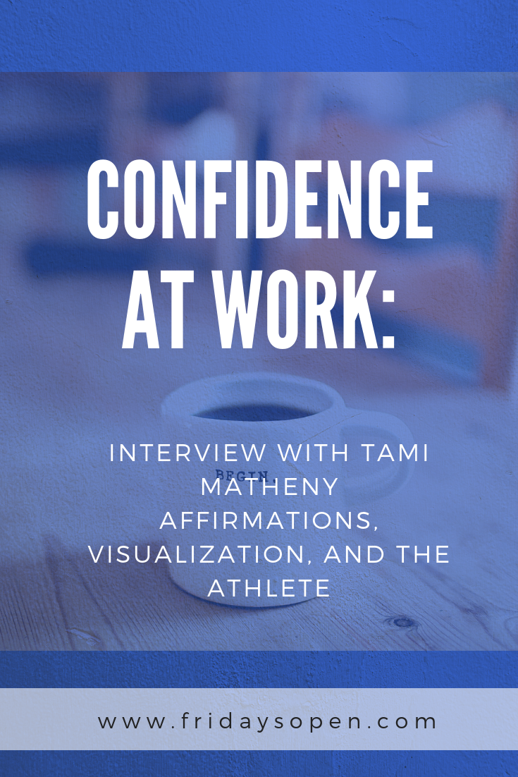 confidence at work interview