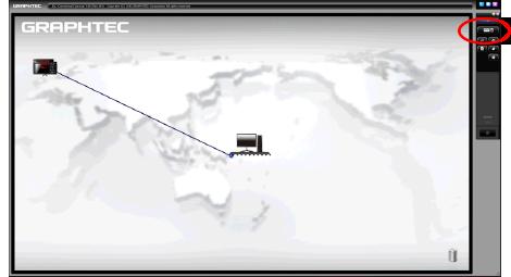 Graphtec Data Logger GL7000 Data Platform Connecting to Computer via USB Step 4