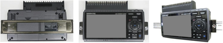 GRAPHTEC MIDI DATA LOGGER GL840 DIN RAIL MOUNTABLE