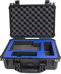 Custom Foam Pelican case  B-536US-240R