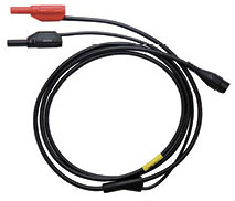 Input Cable, Banana - BNC  RIC143