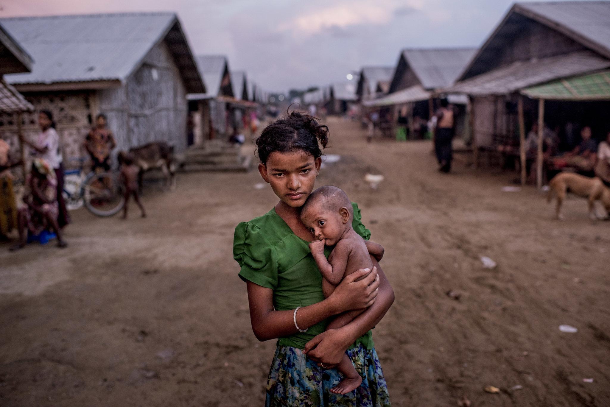 2014: Burma