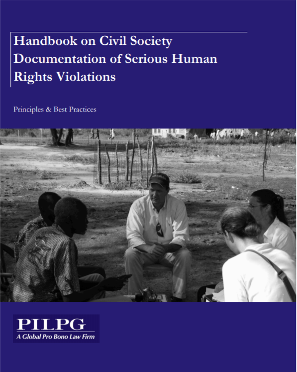 Handbook Human Right Documentation Cover.PNG
