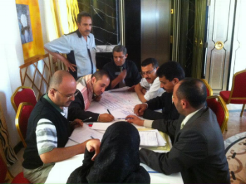 Working with the Yemeni Ministry of Local Affairs to prepare for the transition to federalism.