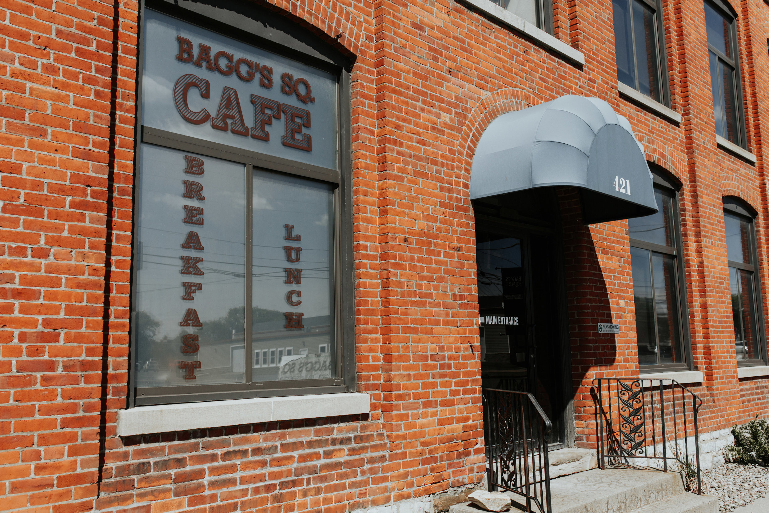 THE BAGG'S SQ CAFE