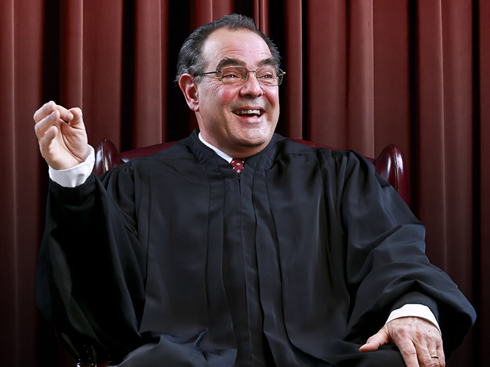 Antonin Scalia (Justice of the United States Supreme Court (1986-2016)